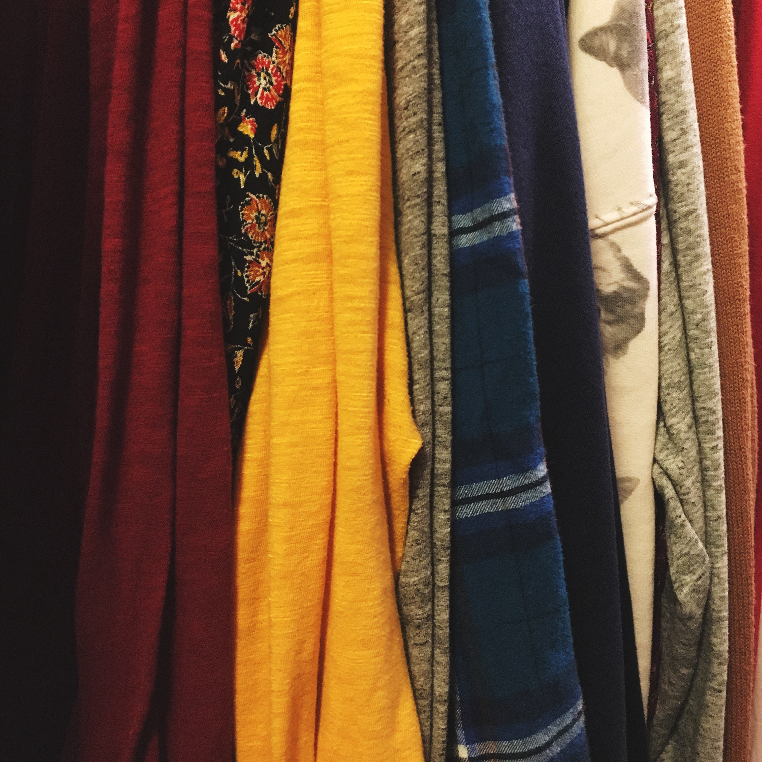 Workhorse Wardrobe: Cleaning Out the Closet