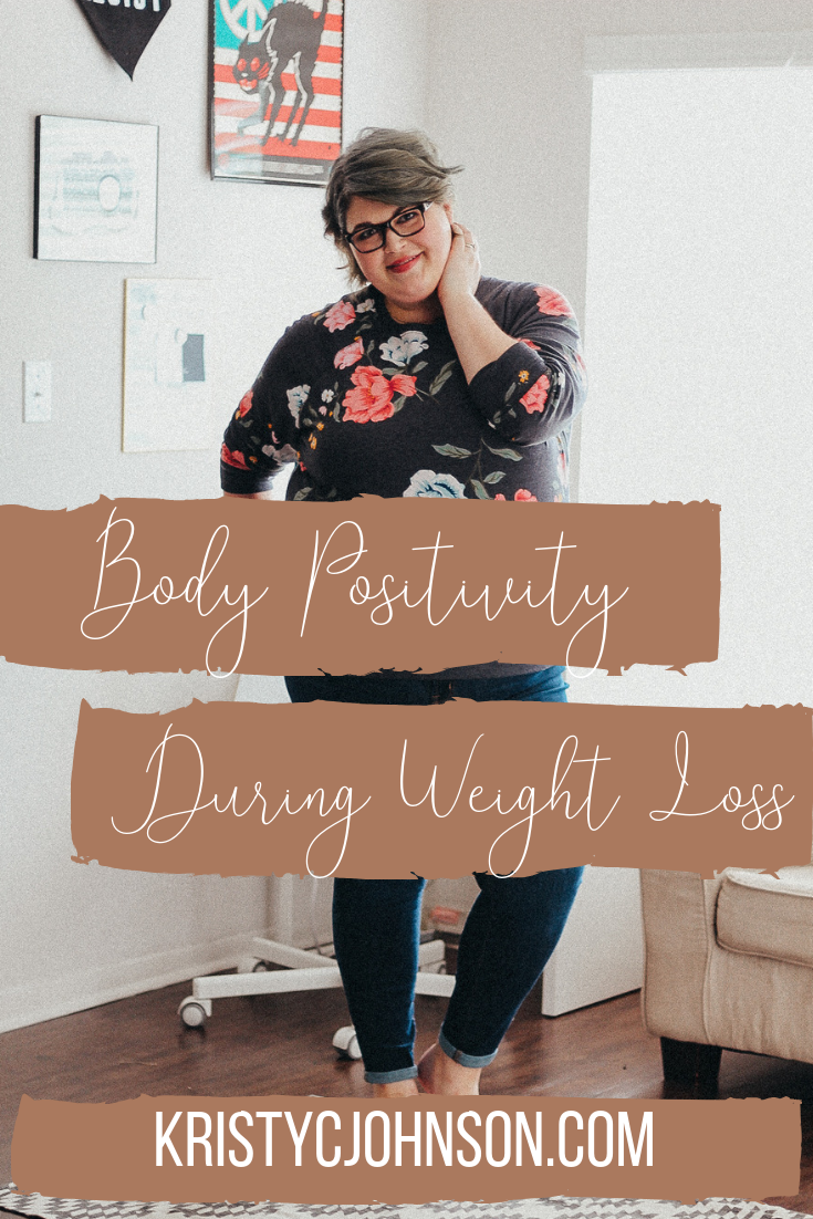 body positivity during weight loss