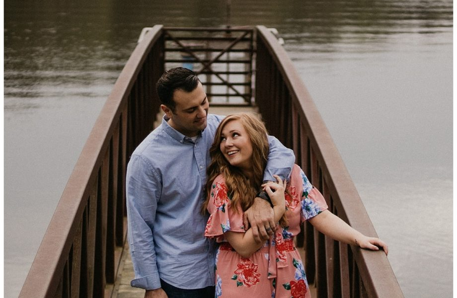 Cait + Jake | William B. Umstead State Park
